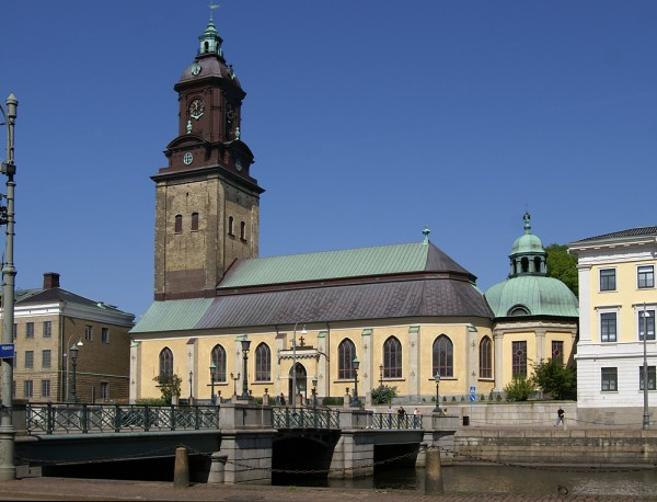 Christinae Church (Christinae kyrka) in Gothenburg, Sweden