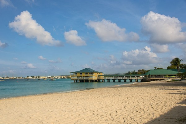 Bridgetown Beach Barbados