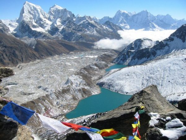 Chola Pass Trek